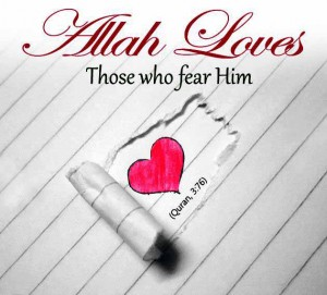Worshiping Allah alone